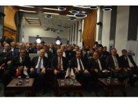 """Trabzon'da """"İhracatın Finansmanında Türk Eximbank"""" toplantısı"""