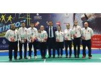 Milli badmintoncular yeni bir başarıya daha imza attılar