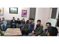 AK Parti Develi Gençlik Kolları toplantısı yapıldı