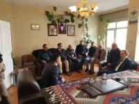 Başkan Vekili Epcim, ziyaretlerini sürdürüyor