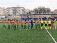 Yeşilyurt Belediyespor'un ilk yarı performansı