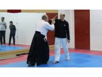 Aikido eğitimi devam ediyor