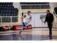 Denizli Basket  Söğütsen Seramik maçı hazırlıklarını sürdürüyor