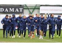 Fenerbahçe, Giresunspor maçı hazırlıklarını tamamladı