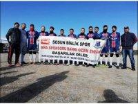 Kuruköprü'de futbol turnuvası