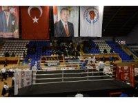 Türkiye Büyük Erkekler Ferdi Boks Şampiyonası devam ediyor