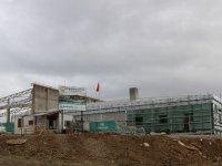 Termal tesislerin yapımı devam ediyor