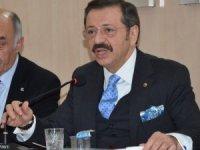 TOBB Başkanı Hisarcıklıoğlu ETSO'da