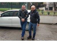 'Uyuşturucu kullanmak' suçundan hapis cezası bulunan şahıs tutuklandı