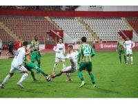 Ziraat Türkiye Kupası: Kahramanmaraşspor: 2  - Aytemiz Alanyaspor: 1