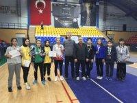 Meram Belediyespor 19 madalyayla döndü