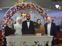 Nurcan ile İsmail Furkan'ın mutlu günü