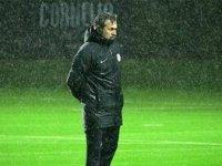 Atiker Konyaspor, Antalya kampında ilk çalışmasını yaptı