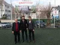 Meram Kara Kartallar'dan Ilgın Belediyespor'a