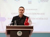 """KTO Karatay Üniversitesi'nde """"Sosyal Gelişim"""" konulu seminer düzenlendi"""