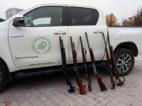 Yasa dışı avcılara devlet göz açtırmadı
