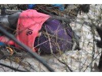 Dere sularına kapılan kız çocuğunun cansız bedenine ulaşıldı