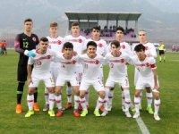 Konyasporlu futbolcular Milli Takımda forma giydi
