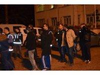 Uyuşturucu Satıcılarına Şafak Operasyonu: 22 Gözaltı