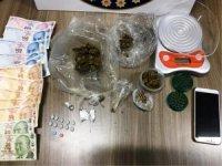 Didim polisinden uyuşturucu operasyonu