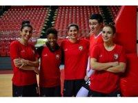 Bellona Kayseri Basketbolda hedef galibiyet