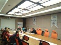 Avrupa İşletmeler Ağı Konsorsiyum Toplantısı  Erciyes Teknopark'ta