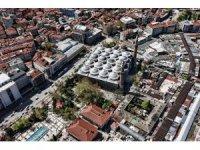 Bursa'nın tarihi çarşı ve hanlarına yeni proje...