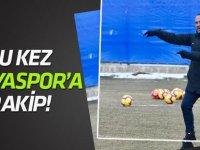 Mehmet Özdilek eski takımı Konyaspor'a karşı
