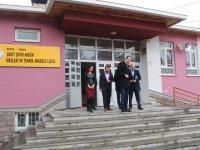 Kaymakam Akbulut'un okul ziyaretleri
