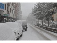 Sorgun'da 7 köy yolu ulaşıma kapandı