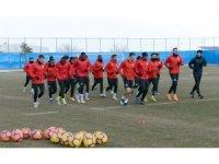Erzurumspor'da Konyaspor maçı hazırlıkları