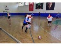 Osmaniye'de liseler arası futsal birinciliği