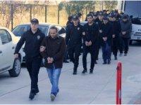 FETÖ'den 46 asker adliyeye sevk edildi