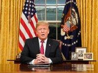 Trump, Güney sınırımızda acil eylem gerektiren bir insani ve güvenlik krizi var