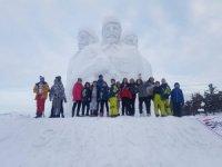 Snowboard Apline 1. Etap yarışmalarına Kayseri damgası