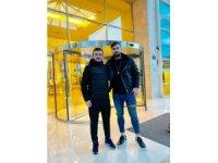 Abdülkerim Bardakçı'dan U21 takımına ziyaret