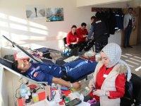 Kızılay, Yunak'ta 113 ünite kan topladı