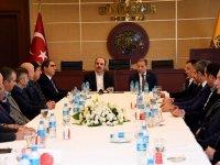 Altay: Birlik ve beraberliğimiz Türkiye'ye örnek