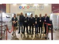 Eurometall ANFAŞ'ta ziyaretçileriyle buluşuyor