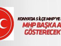"""MHP Konya'da """"Cumhur ittifakı"""" dışında aday göstermeyecek"""