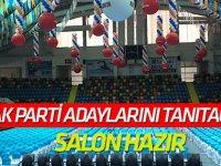 AK Parti adaylarını tanıtacak...