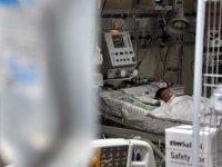 Gazze'de yakıt krizi nedeniyle hastane kapandı...