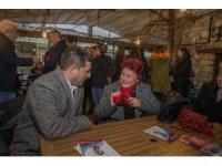 Merhum efsane başkan Suyolcu'nun eşinden Ömer Günel'e destek