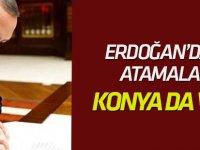 Cumhurbaşkanı Erdoğan'dan 6 üniversiteye rektör ataması!