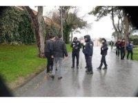 Balıkesir polisinden çocuk ve gençlerin korunmasına yönelik uygulama
