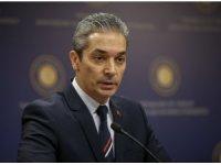 Dışişleri Bakanlığı Sözcüsü Aksoy gündemi değerlendirdi