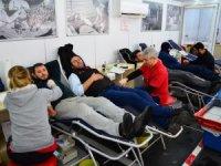 Sarayönü'nde kan bağışı seferberliği