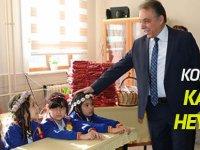 Konya'da karne heyecanı