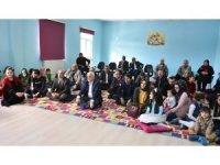 Karaman'da masal anlatma yarışması