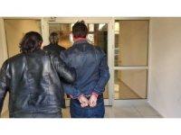 Polise tüfekle ateş açan maskeli şahıs tutuklandı